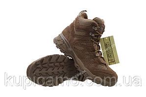 "Ботинки ""Mil-Tec"" Squad Boots 5 Inch ""Braun"" Германия"