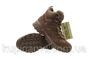 "Ботинки треккинговые ""Mil-Tec"" Squad Boots 5 Inch ""Braun"""