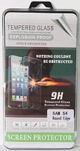 Защитное стекло на Samsung S4 edge Tempered Glass Screen Protector