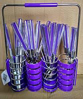 Набір столових приладів Товарpeterhoff PH-22108 A violet, фото 1