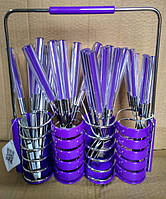 Набор столовых приборов Peterhof PH-22108 A violet, фото 1