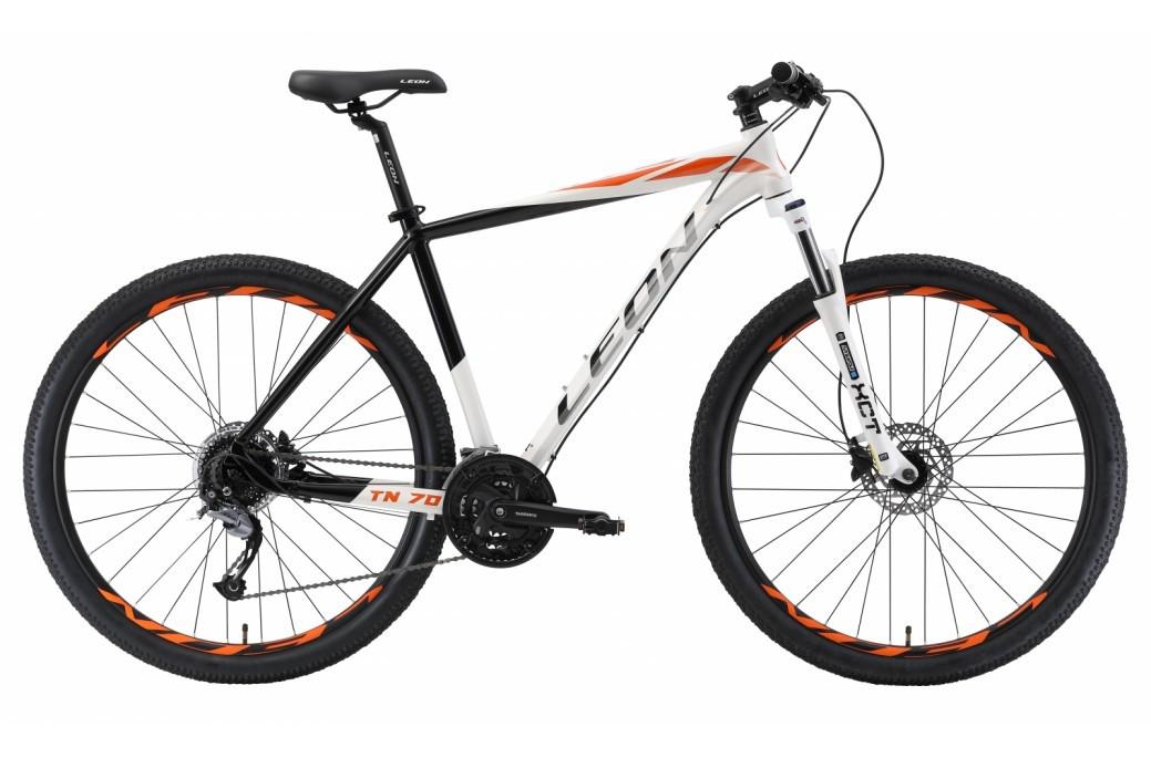 Велосипед горный мужской Leon TN-70 HDD 29