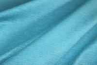Лакоста трикотаж серо голубой меланж плотный мягкий, фото 1
