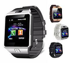 Умные часы Smart Watch DZ09, часы смарт вач DZ09, электронные смарт часы, смарт часы Акция!, реплика, отличное качество!