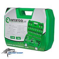 """Intertool набор инструментов 46шт, 1/4"""" ET-6046"""