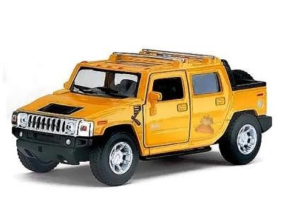 Машинка Kinsmart KT 5097 W HUMMER H2