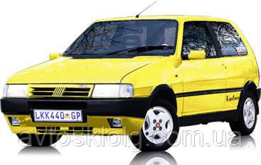 Стекло лобовое, боковое, заднее для Fiat Uno/Fiorino (Хетчбек, Минивен) (1988-2000)
