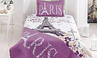 """Покрывало молодёжное """"Life Paris"""""""
