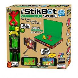 Игровой набор для анимационного творчества STIKBOT S2 PETS – СТУ