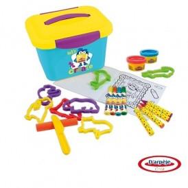 Набор для творчества PLAY-DOH - АРТ-КЕЙС (маркеры, восковые карандаши,