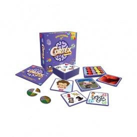 Настольная игра - CORTEX CHALLENGE KIDS (90 карточек, 24 фишки) от Yag