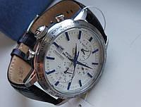 Часы-хронограф Seiko SPL051P1, показывают мировое время