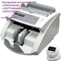 Счетчик банкнот PRO 57UM/S скорость счета 800/1200/1500 магнитная детекция USD и EUR
