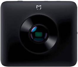 Панорамная экшн-камера MIJIA Sphere Panorama Camera 360° Black