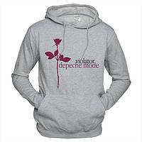 Depeche Mode 06 Толстовка с капюшоном