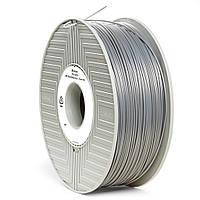 Пластик для 3D-принтера Verbatim ABS 1.75 mm SILVER/METAL GREY 1kg (55016)