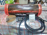 4m2 Rexva PTC Саморегулирующий теплый пол 4м.кв  с управлением., фото 1