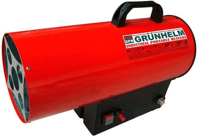 Газовий нагрівач GRUNHELM GGH-50, фото 2