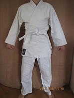 Кимоно для дзюдо белое Matsa - 130см
