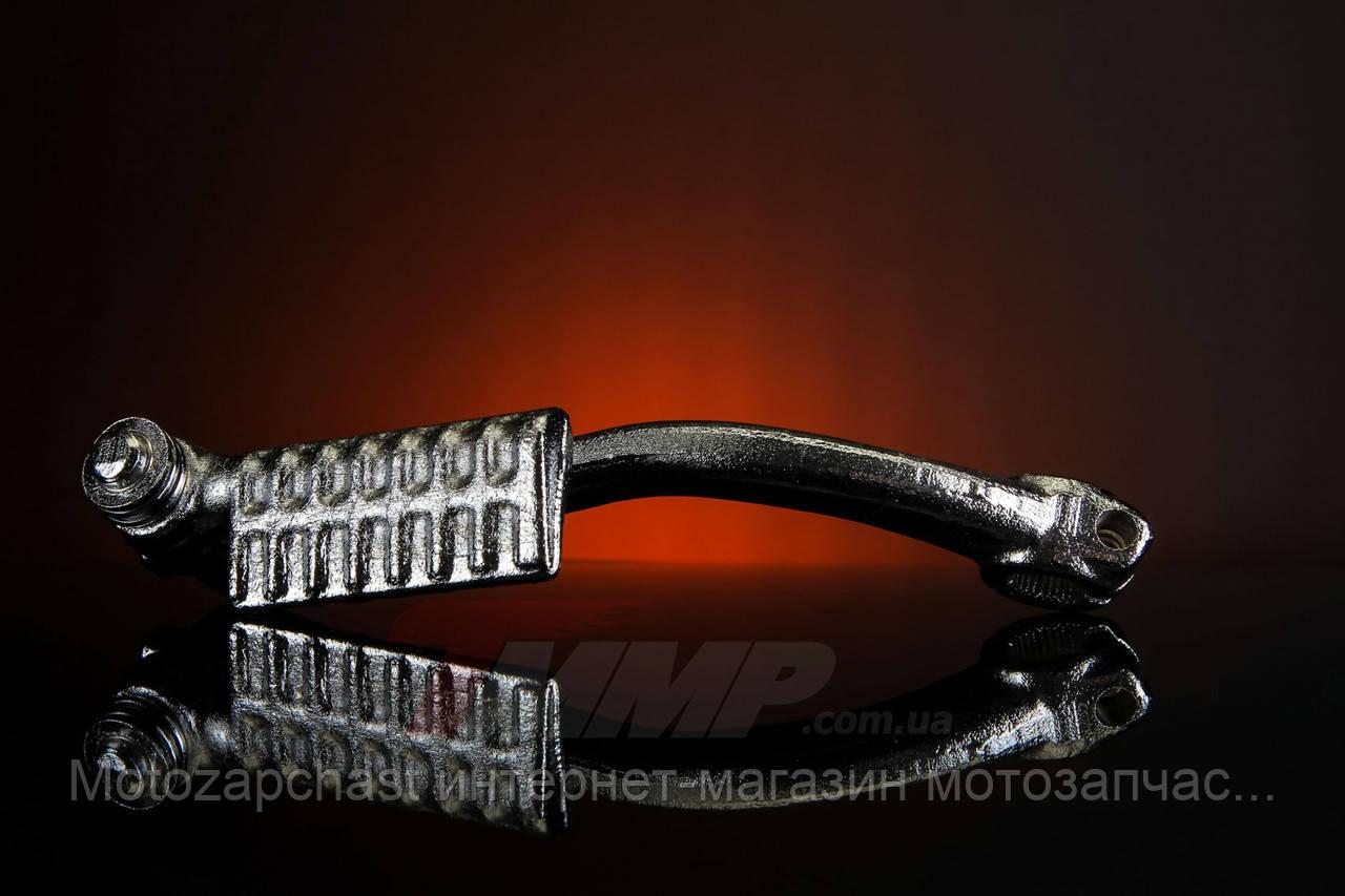 Ножка кикстартера YABEN-125 хром