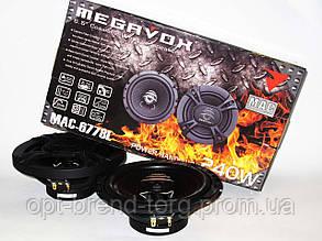 Megavox MAC-6778L (240W) двухполосные, фото 2