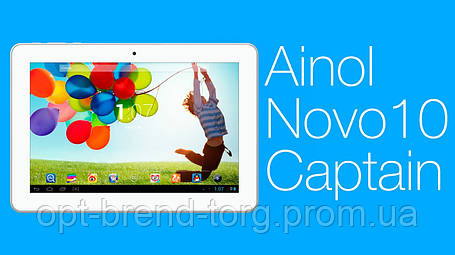 Ainol Novo 10 Captain 4ядра+2Gb Ram+16Gb, фото 2
