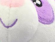 Мягкая игрушка - погремушка Панда Happy Monkey, фото 3