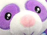 Мягкая игрушка - погремушка Панда Happy Monkey, фото 4