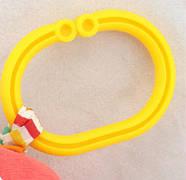 Мягкая музыкальная подвеска Попугай Happy Monkey, фото 6
