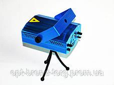 Лазерный проектор, стробоскоп,лазер диско,ШОУ! NEW, фото 3