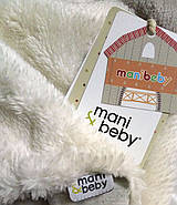 Игрушка обнимашка с прорезывателем Mami and Beby, фото 2