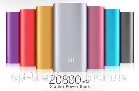 Xiaomi Mi 20800mAh Портативный аккумулятор зарядка, фото 2