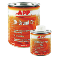 APP 2K-Grund EP Эпоксидный грунт 1л+0.2л отвердитель