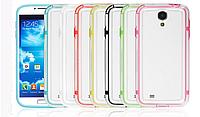 Силиконовый бампер для Samsung Galaxy S4 i9500, фото 1