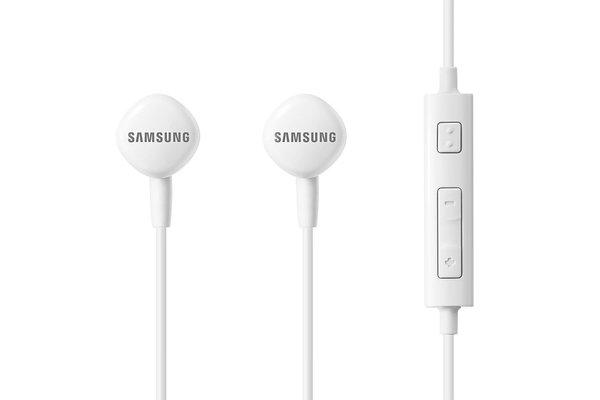 Оригинальная вакуумная гарнитура Samsung EO-HS1303 белая