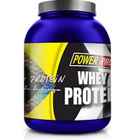 Power Pro PL Whey Protein 1 кг