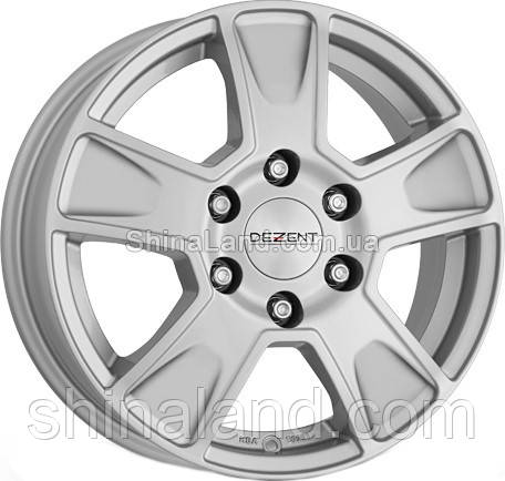 Литые диски Dezent Van 6,5x16 5x114,3 ET50 dia66,1 (S)