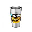 Термокружка с крышкой Stanley Classic (0.47л), зеленая, фото 4