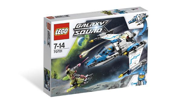 LEGO 70701 Galaxy - Винищувач інсектоїдами (Конструктор Лего Истребитель инсектоидов)