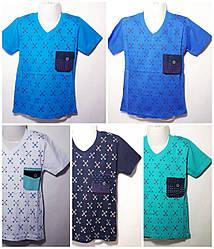 Детская футболка для мальчика 1-4