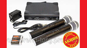 Радиосистема Shure UT4 UHF-2 Sm58 2 радиомикрофона