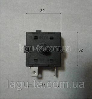 Переключатель мощности 3 контакта, фото 2