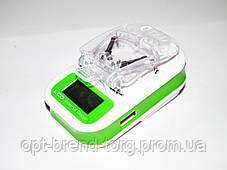 Адаптер HY02 LCD Жабка, зарядное устройство, сетевой адаптер, зарядное устройство адаптер питания, фото 3