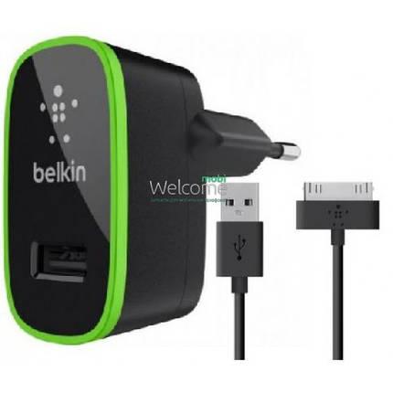 Зарядное устройство Belkin F8M670 2in1 iPhone 4,iPad black, зарядка для смартфона, телефона, фото 2