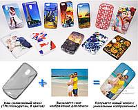 Печать на чехле для Samsung i9250 Galaxy Nexus (Cиликон/TPU)