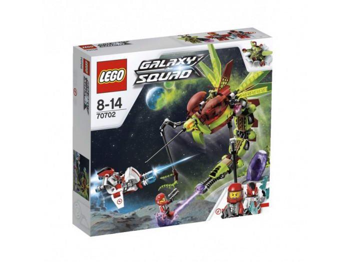 LEGO 70702 Galaxy - Інсектоїд-загарбник (Конструктор Лего Инсектоид-захватчик)