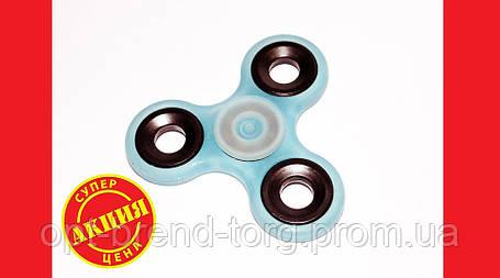 Спинер spinner игрушка крутилка фосфорный, фото 2