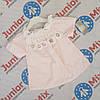 Детские летние блузки для девочек 100% хебешка оптом