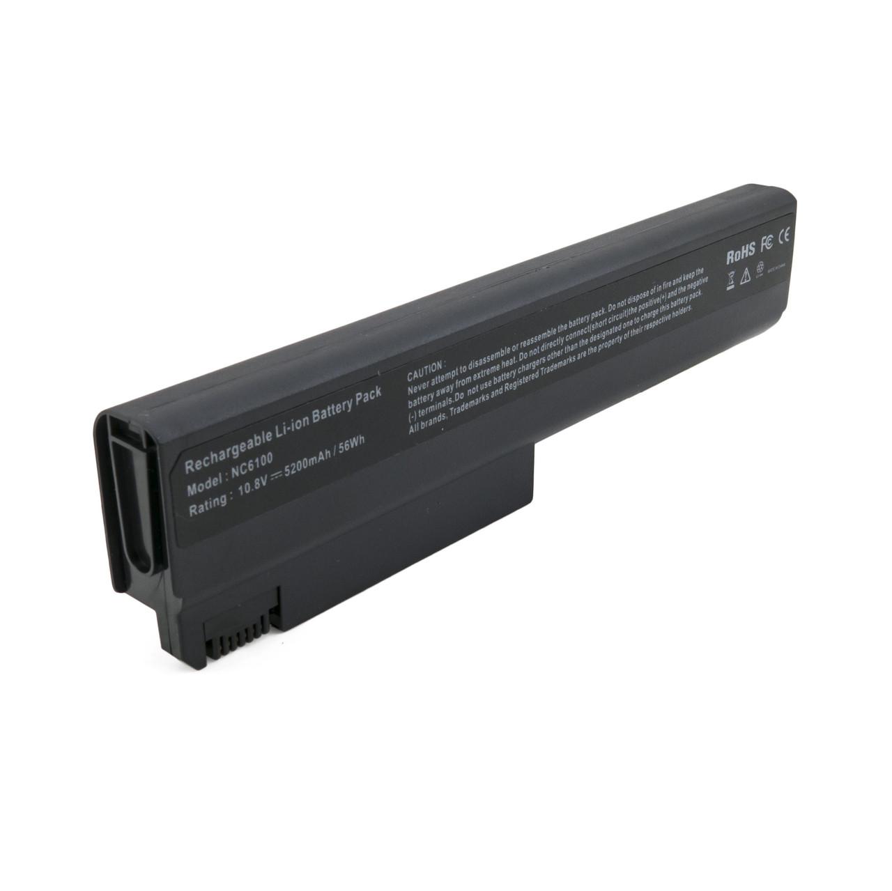 Аккумулятор к ноутбуку HP Business Notebook NC6100 (HSTNN-XB18) 5200 m