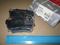 Колодки тормозные дисковые SSANG YOUNG REXTON 02-, KYRON 05- задние Гарантия